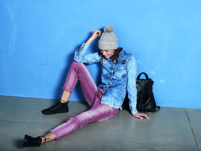 Jeans & Basics   Mode